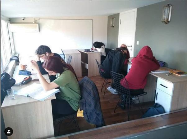 YKS ders çalışma kampı